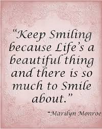 marilyn monroe quotes about life marilyn monroe quote keep