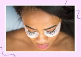eyelash extensions a plete