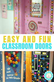 15 amazing clroom door ideas that