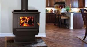 pin on wood stove