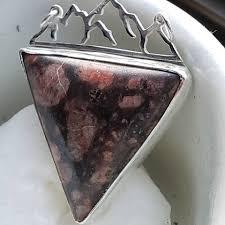 $90 Beautiful Llanolite pendant. (Llano... - The Farmers' Daughters |  Facebook
