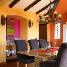 spanish style homes paint colors