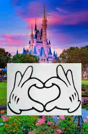 Disney Car Decal Disney Decal Disney Sticker Disney Love Car Etsy