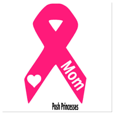 Amazon Com Breast Cancer Awareness Mom Ribbon Vinyl Decal Car Window Decal Laptop Sticker Yeti Cup Hot Pink 4 5 X 2 75 Handmade