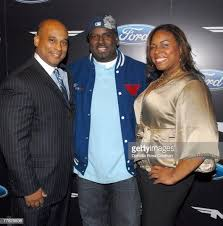 Marc Perry, Funkmaster Flex and Crystal Greene attend the 2008 Ford... News  Photo   Getty Images