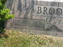 Ernestine Smith Brooks (1884-1961) - Find A Grave Memorial
