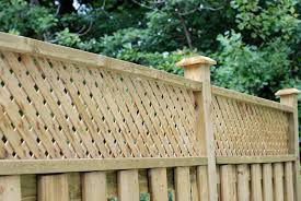 Your Guide To Partial Privacy Fences Home Pro Experts