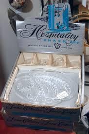 vintage hospitality snack sets in box