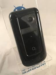 O2 X2i Black Mobile Phone