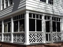 porch and enclosure repair