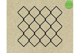 Chain Link Fence Svg Svg Files Vector Clipart Cricut Download By Crafteroks Thehungryjpeg Com