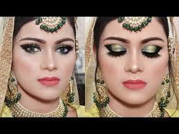 indian muslim bridal affordable makeup