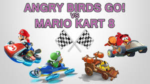 Why Mario Kart 8 isn't nearly as brilliant as Angry Birds Go ...