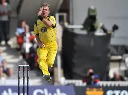 Australian bowling legend Brett Lee ...