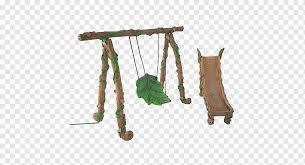 gnome swing fairy playground slide