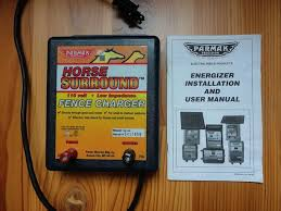 Parmak Electric Fence Charger Like New Cobble Hill Cowichan Mobile