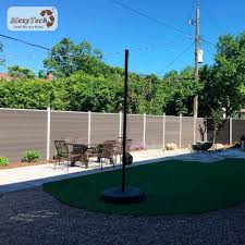 China Cheap Price Wholesale High Quality Security Cheap Garden Vinyl Fence China Diy Fence Pool Fence Pvc
