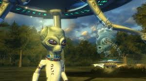 The First 13 Minutes of Destroy All Humans on PS4 - YouTube