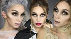 last minute halloween makeup tutorial