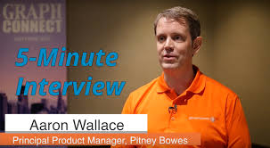 The 5-Minute Interview: Aaron Wallace, Product Manager at Pitney Bowes