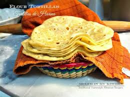 how to make flour tortillas recipe