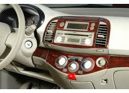 Накладки на панель Nissan Micra