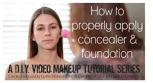 diy video makeup tutorial how to