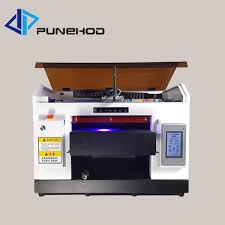 automatic uv printer for glass acrylic