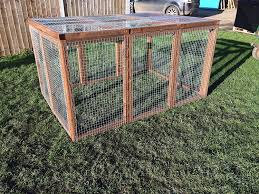 4fil Rabbit 13 Panels Aviary Run 16g 1 Fox Dog Proof Safe Run Amazon Co Uk Pet Supplies