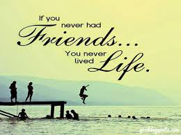 famous quotes about friendship goals for bff s