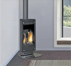 heat glo vrtikl fireplace corner