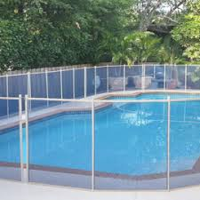 Baby Guard Pool Fence Miami Baby Guard