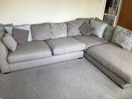 dfs large corner sofa still available