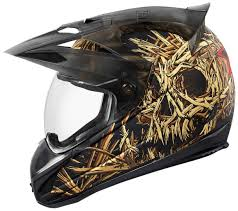 icon variant splintered helmets