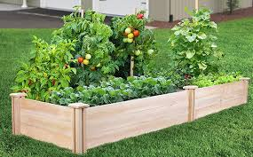 Greenes Fence 16 8 Raised Garden Bed Only 79 Free Shipping Reg 133