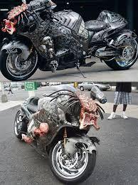 Geeky Custom Motorcycles Techeblog