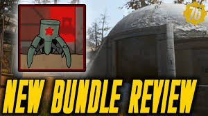 New Communist Bunker Bundle Fallout 76 Atomic Shop Update Youtube