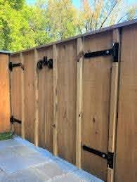 Choosing Outdoor Gate Hinges 360 Yardware