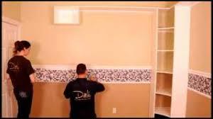Dali Decals Modern Mosaics Installation Wall Decals Youtube
