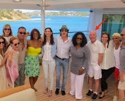 David Geffen's yacht celebrity guests - Insider