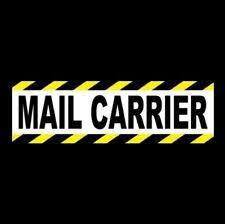 Postal Decal Bumper Sticker Post Office Usps Outdoor For Sale Online Ebay