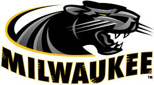 Wisconsin Milwaukee Panthers Primary Logo 2011 Milwaukee University Of Wisconsin Panthers