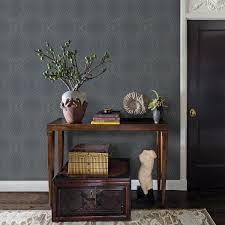 relativity charcoal geometric wallpaper