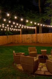 outdoor patio lighting design