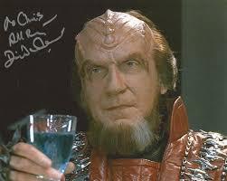 David Warner Star Trek The Undiscovered ...