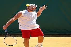 「テニス スライス リターン」の画像検索結果
