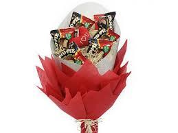 lovable pie bouquet