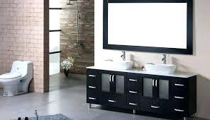 bathroom mirror ideas for single sink