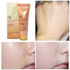 welcos no make up blemish balm
