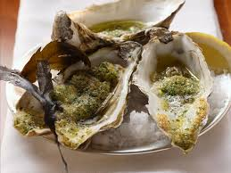 Oysters Au Gratin with Herb Crumbs ...